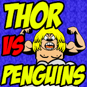 Thor vs Penguins -Angry Thor 2