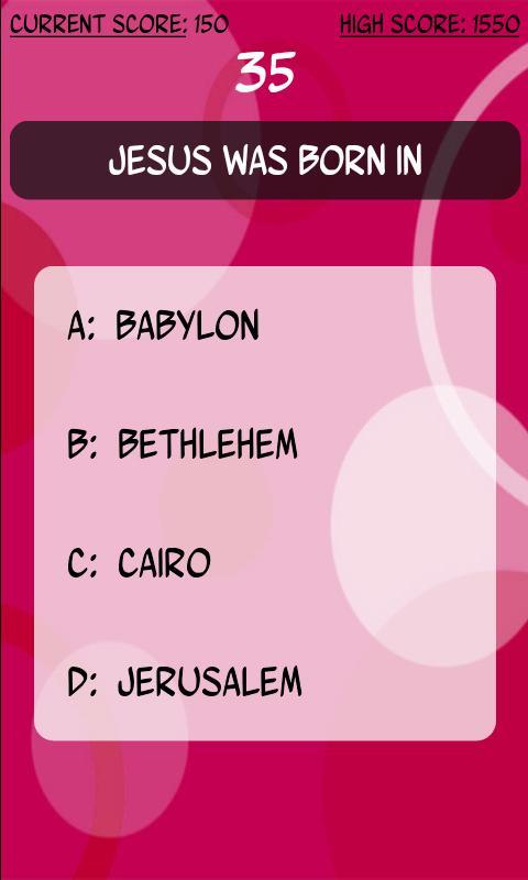 Bible FUN - Lite- screenshot