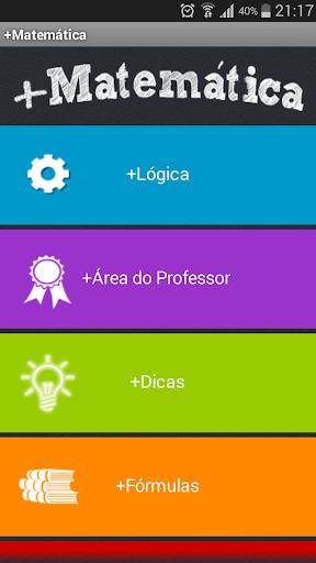 +Matemática: O Aprendizado