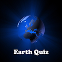 Earth Quiz the geo trivia game logo