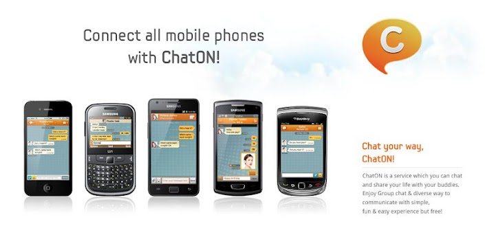 ChatON gets major update