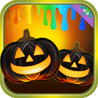 Kidoko Halloween Paint Free icon