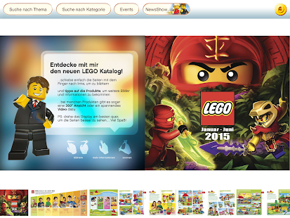 LEGO® 3D Katalog - screenshot thumbnail