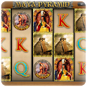 Mayan Vegas Slot Machine logo