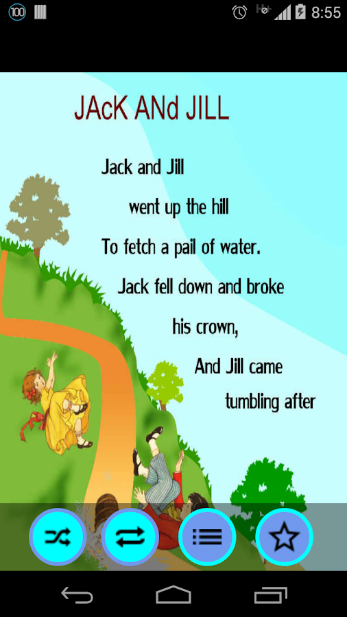 Nursery Rhymes- screenshot