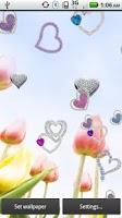 Screenshot of Diamond Hearts 2 Live