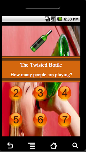 The Twisted Bottle