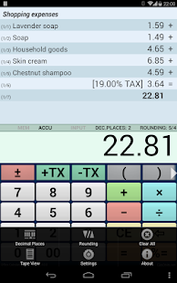 Office Calculator Pro - screenshot thumbnail