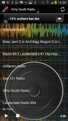 Dirty South Radio Stations