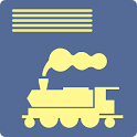 Italy railway stations icon