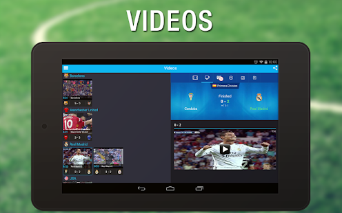 Live Sports Scores - 365Scores - screenshot thumbnail