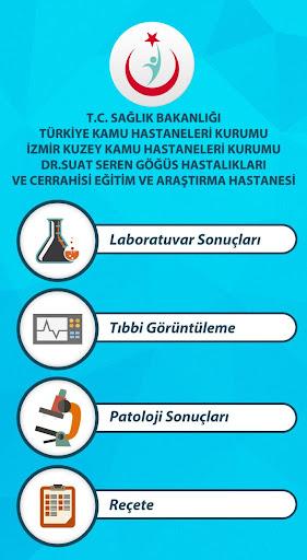 İzmir Göğüs Hastanesi Mobil