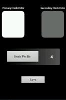 Screenshot of Flash Metronome Free