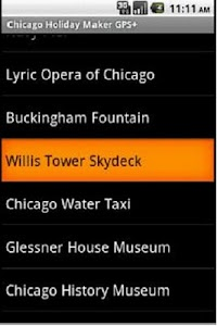 Chicago Travel Guide GPS+ screenshot 2