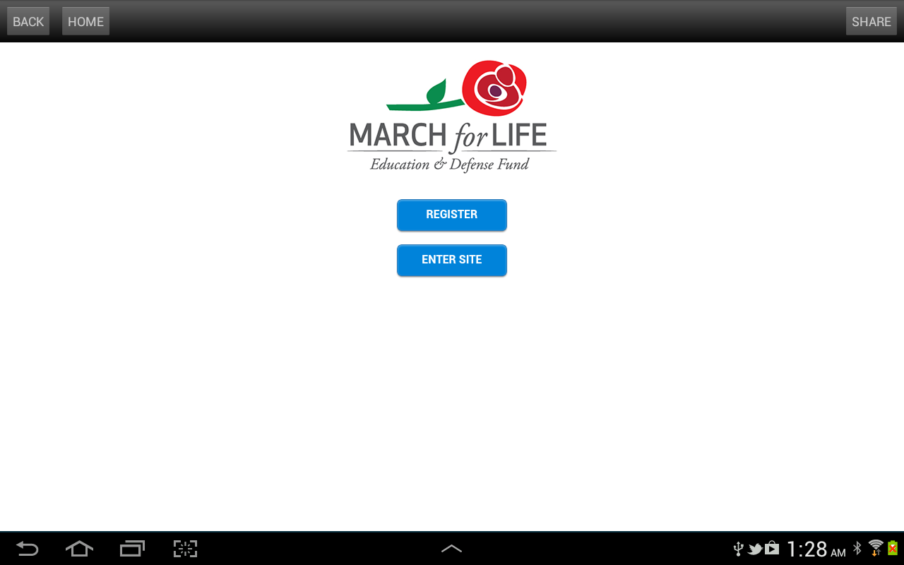 March For Life- screenshot