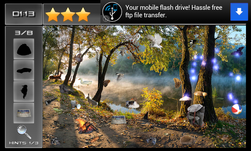 Hidden Object Animals - screenshot