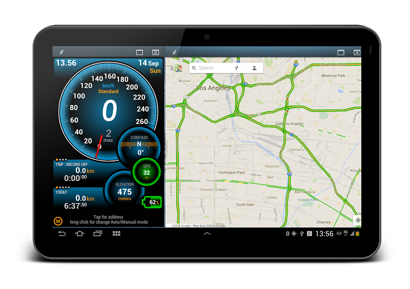 Ulysse Speedometer Pro Screenshot 9