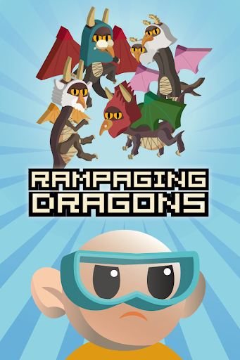 Rampaging Dragons