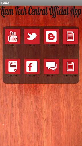 Liam Tech Central Official App