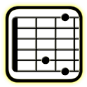 GChord2 (Guitar Chord Finder) icon