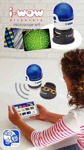 i-wow microscope wifi App