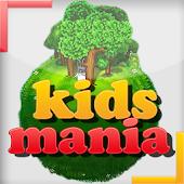 kids mania - memory game