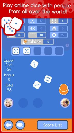 Yatzy LIVE Online Multiplayer
