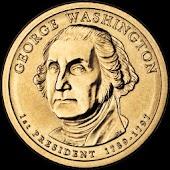 US $1 Coin Flip Widget