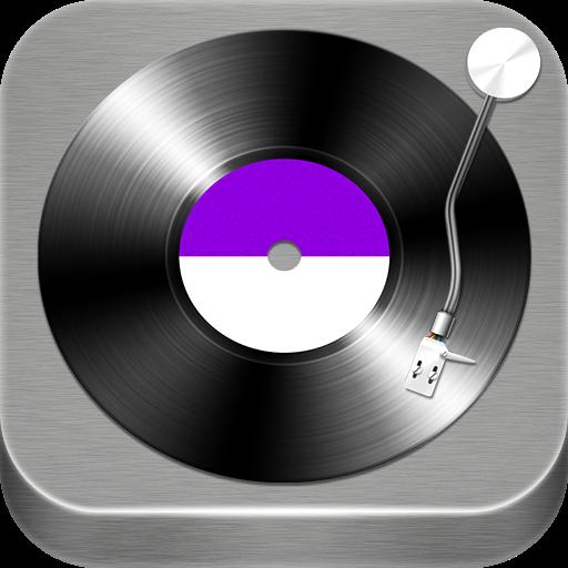 DJ Scratch - Electro LOGO-APP點子
