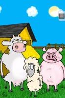 Screenshot of Singing Farm ☆