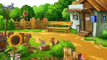 Screenshot of Hidden Objects Cartoons