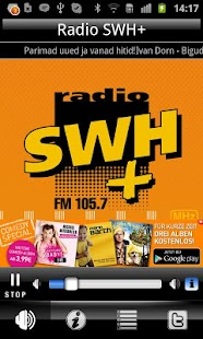 Radio SWH Plus 105.7 FM - screenshot thumbnail