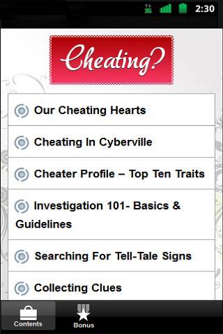 Best app for having an affair