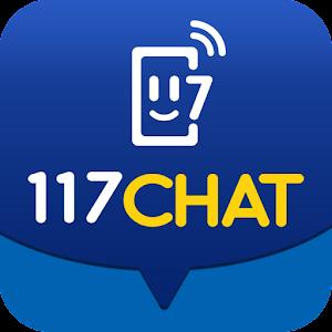 117 Chat 아이콘