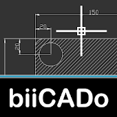 biiCADo Touch Free for mobile