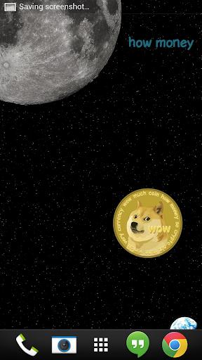 Dogecoin Wallpaper Live
