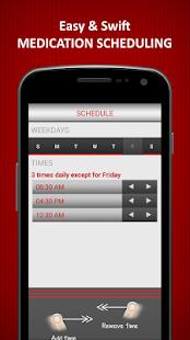 Medica: Meds & Pills Reminders - screenshot thumbnail