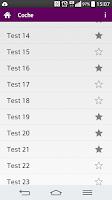 Screenshot of DrivTest - Tests DGT - noAds