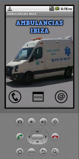 Ambulancias Ibiza