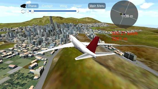 Flight Simulator Boeing Hawaii