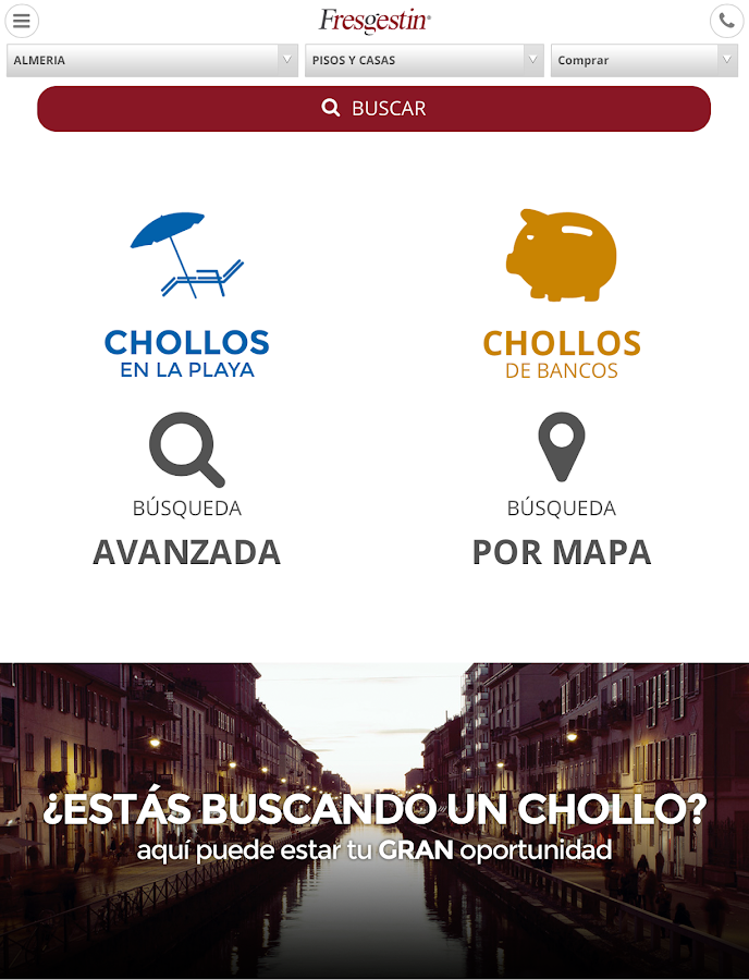 Fresgestin.com, Chollos Bancos- screenshot