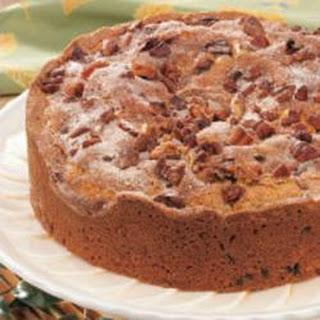 Chocolate Chip Coffee Cake.