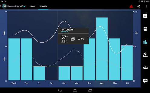 1Weather:Widget Forecast Radar - screenshot thumbnail