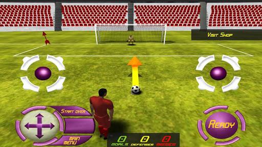 Football Fantasy Kick Soccer
