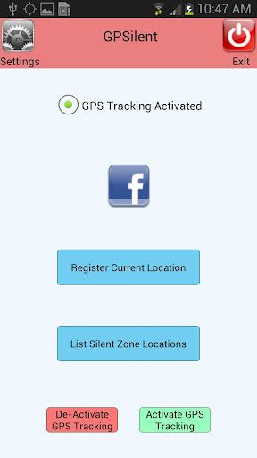 GPSilent Free
