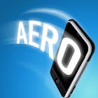 Texte Aero icon