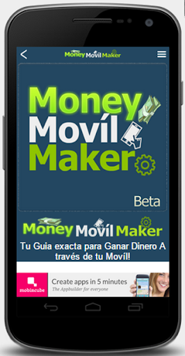 Money Movíl Maker