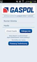 Screenshot of GaspolMobile