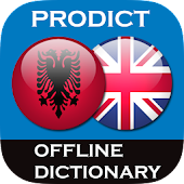 Albanian - English dictionary