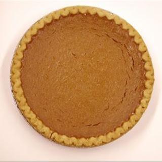 Pumpkin Cake Pie